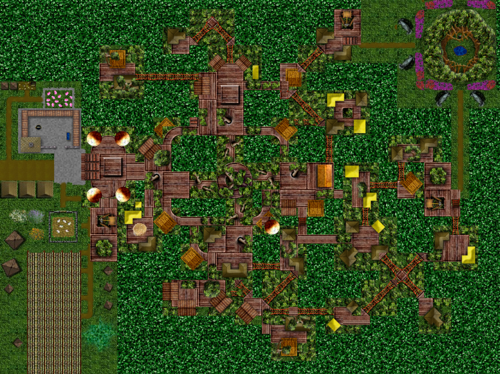 Forest trading