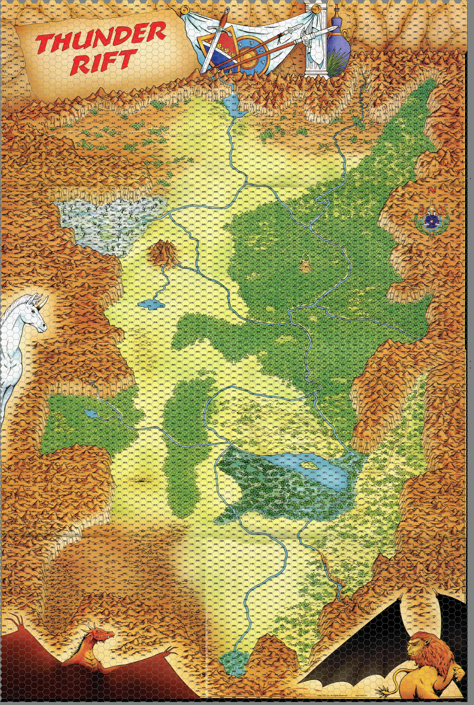 Mystaran Maps