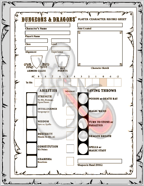 photo relating to Dnd 5e Printable Character Sheet titled Dnd 5e Cheat Sheet Pdf