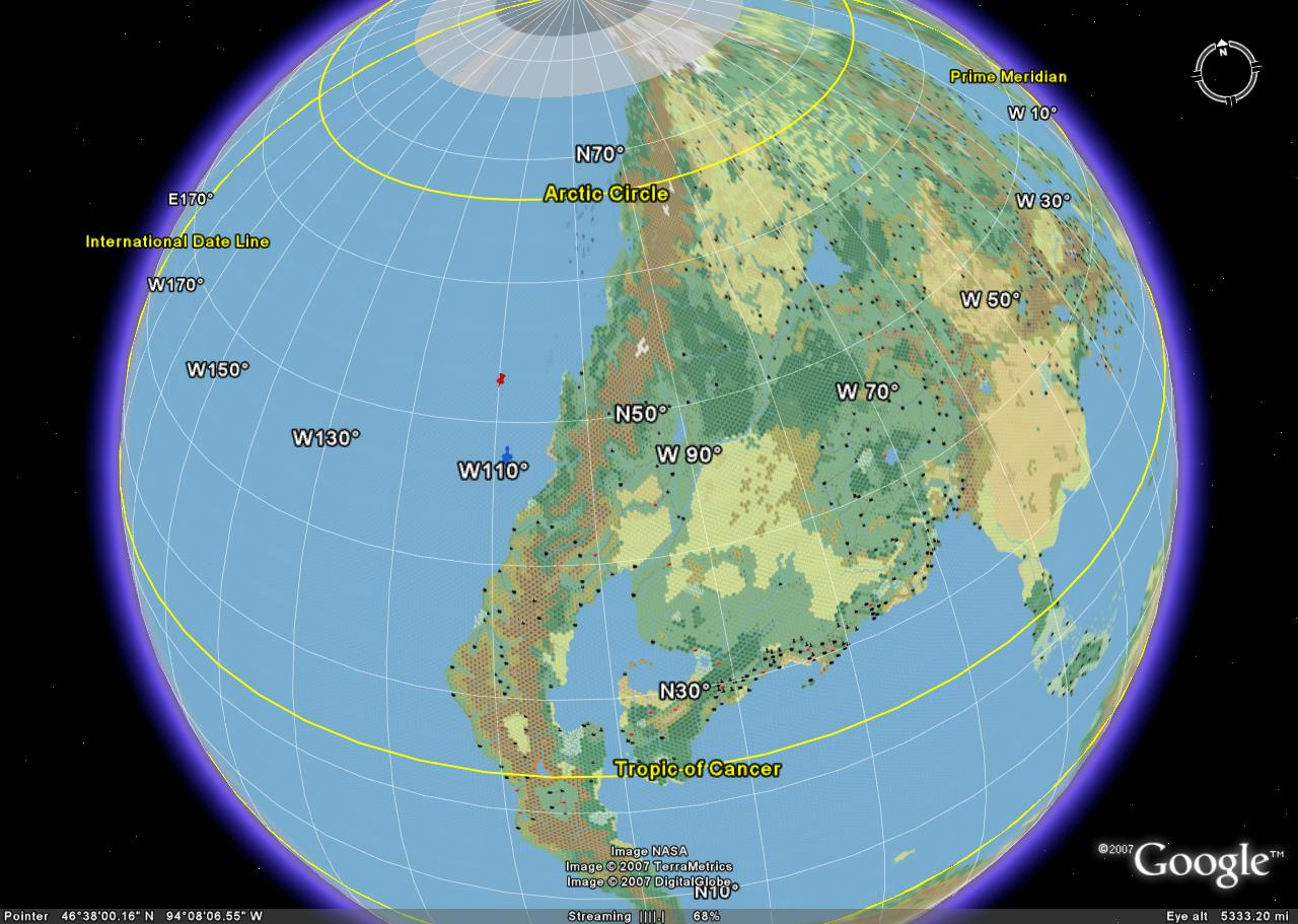 Outer World PreCataclysmic globes